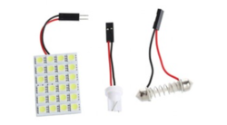 Luces Led Para Techo tipo Galleta 24 Leds