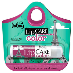 Labial Valmy Lip Care Color N08 Vino En Paris