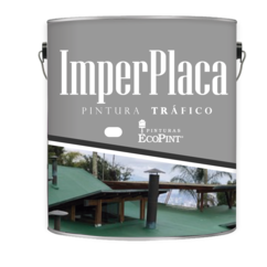 Imperplaca Pinturas Ecopint Impermeabilizante Colores (Galon)