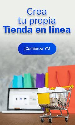 Crea tu propia Tienda en línea